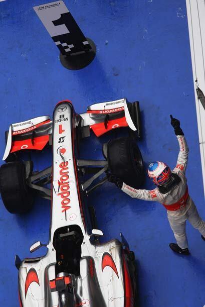 El actual campeón de la Fórmula 1 tiene 10 puntos de venta...