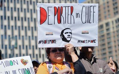 El alto número de deportaciones desde 2009 llevó a que las...