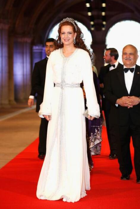 Princesa Lalla Salma de Marruecos.