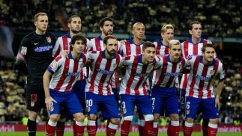 Atlético de Madrid será en parte propiedad de los chinos.