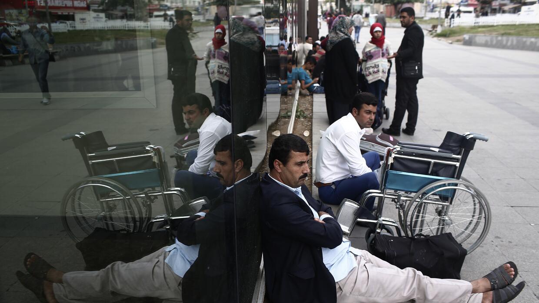 Refugiados sirios en Estambul, Turquía