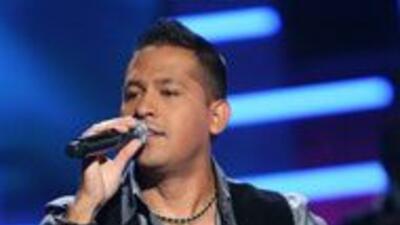 Ojeda dice que con la música de banda podría combinar el canto y el bail...