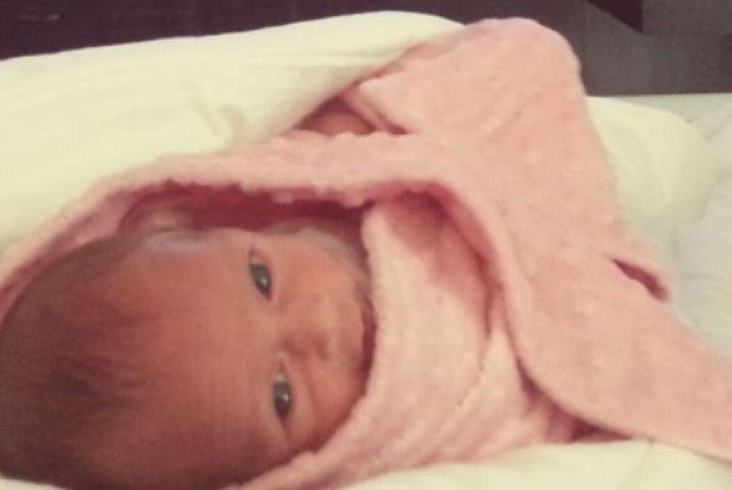 """Desde que nació, """"Mini Jacky"""" se convirtió en una estrella de las redes..."""