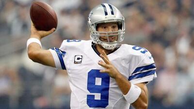 Tony Romo y los Cowboys están en pláticas para una extensión de contrato.