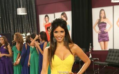 En la gala final de Nuestra Belleza Latina, la presentadora brilló con u...