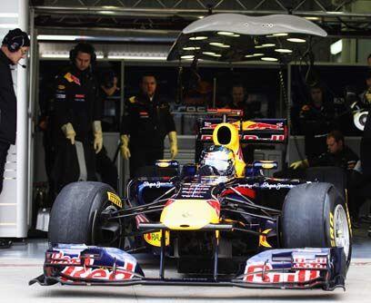 Equipo más fuerteEl día que lanzaron el RB7, Red Bull Racing también le...