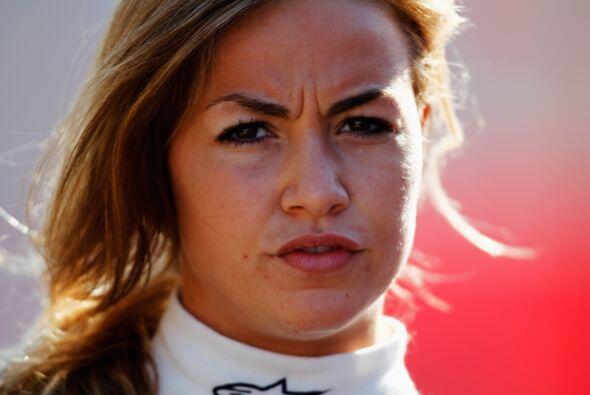 Lotus ha anunciado que la española Carmen Jordá serápiloto de desarrollo...