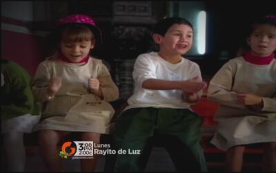 Un 'Rayito de Luz' llega a Galavisión