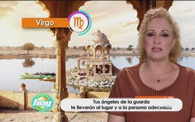 Mizada Virgo 25 de noviembre de 2016