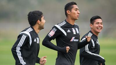 Hugo Rodríguez se acercó a Tigres para definir su futuro 20150119_4667.jpg