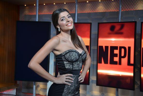 Cata participó recientemente en la transmisión de los Latin GRAMMY en la...