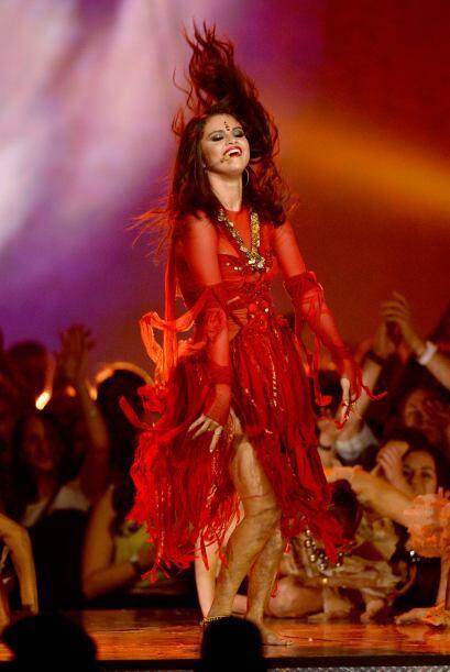 Aunque Selena Gomez se ve muy contenta, a la comunidad hindú no les caus...