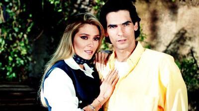 Daniela Castro y Armando Araiza protagonizan El Noveno Mandamiento.