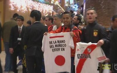 Color de la final del Mundial de Clubes Barcelona-River Plate