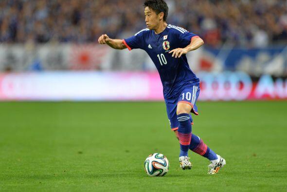 Shinji Kagawa. Posición: Delantero. Fecha de nacimiento: 17 de ma...
