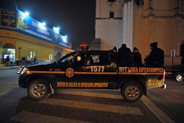 Colom lanzó una ofensiva contra Los Zetas en diciembre pasado con...