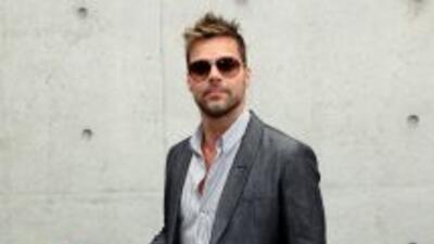 Ricky Martin piensa en aumentar su familia con una adopción