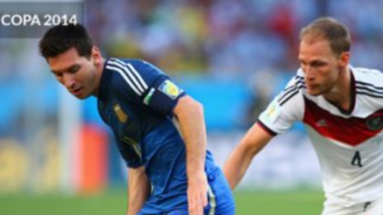 Alemania vs. Argentina