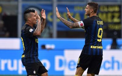 Internazionale vs. Palermo