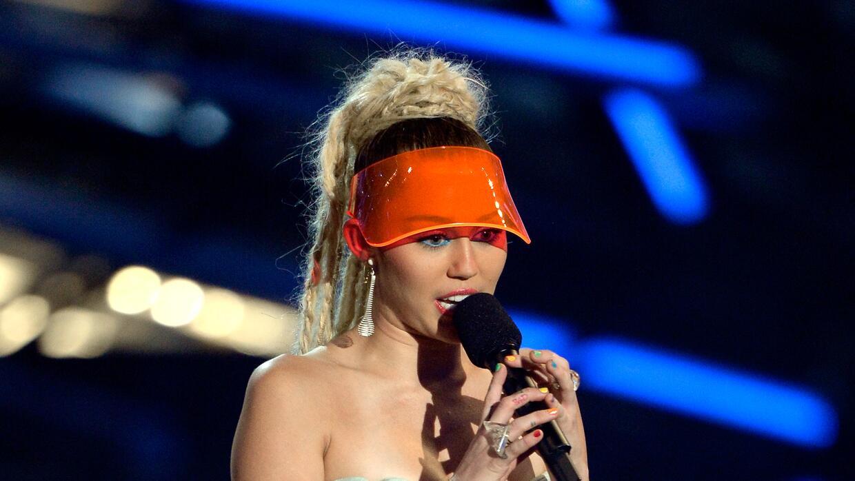 Miley fue insultada por Nicki Minaj.