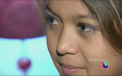 Una madre hondureña está preocupada por la deportación de su hija