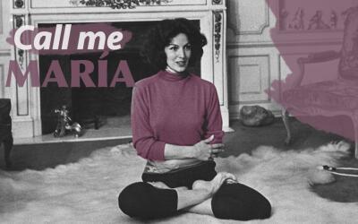 María Félix hacía yoga antes de que esta prá...