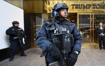 El reembolso de los gastos de seguridad de Trump en Nueva York, tema de...