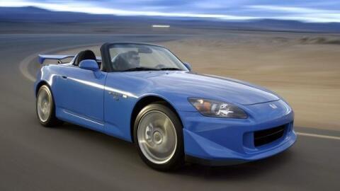 Un elegante convertible de Honda podría regresar a fines del a&nt...