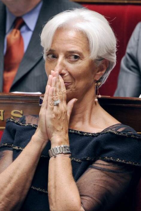 """""""El FMI ha respaldado eficazmente a sus 187 países miembros durante la c..."""