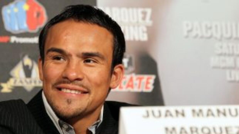 Márquez enfrentaría a Alvarado en mayo.