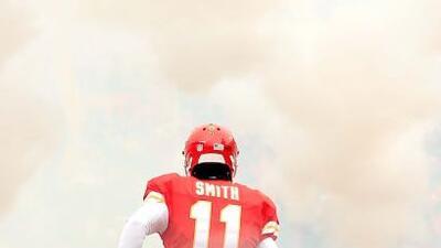 El QB de los Chiefs muestra su confianza a su ofensiva para el 2014.