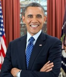 President Barack Obama (Pete Souza/Official White House Photo).