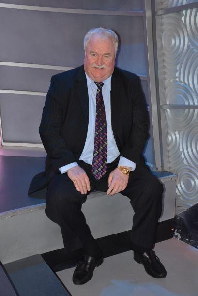 Joe Harper usó su detector de mentiras y también fue juez en el show.