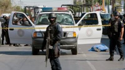 La narcoviolencia azota a las ciudades mexicanas.