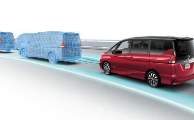 El sistema de conducción autónoma ProPILOT de Nissan a las...