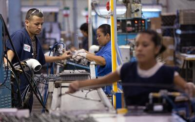 Las maquiladoras en la frontera de México con EEUU, un beneficio...