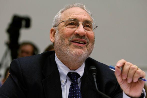 En la diversa lista fue mencionado el economista estadounidense y premio...