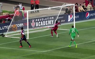 Goles de taquito están a la orden del día en la MLS