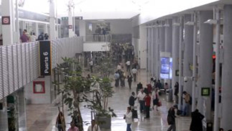 El cortocircuito que provocó el apagón en el aeropuerto de Ciudad de Méx...