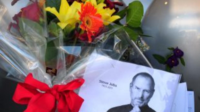 Steve Jobs murió a los 56 años de edad.