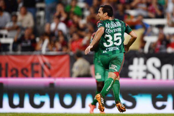 Emiliano Armenteros ha sorprendido con los Jaguares de Chiapas, el argen...