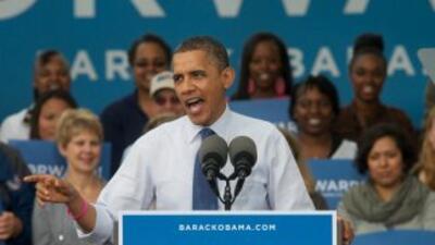 """""""El presidente Obama está mejor posicionado para ser ese navegante que s..."""