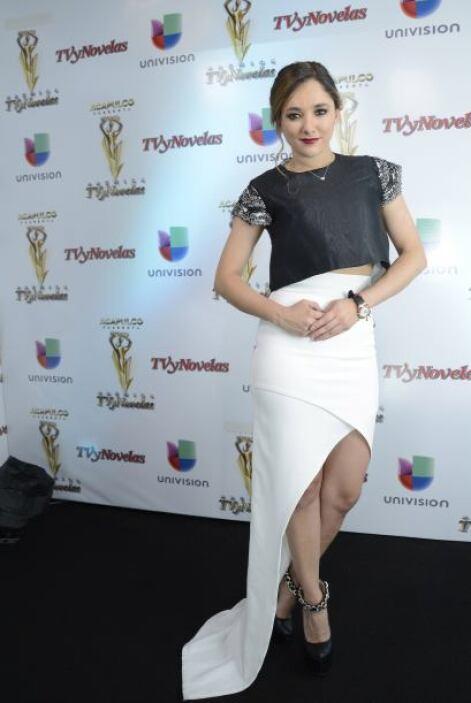 Y no sólo a eso, ¡ella también está nominada por Mejor actriz juvenil!