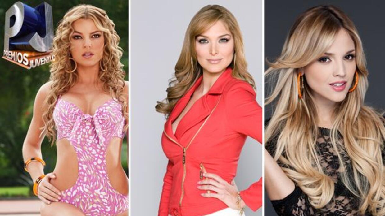 Vota por tu actriz de novela favorita en la categoría 'Chica Que Me Quit...