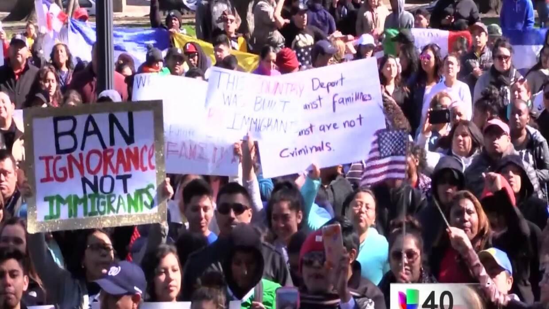 Raleigh se suma al movimiento 'Un día sin inmigrantes'