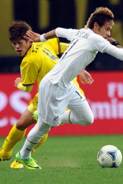 El conjunto brasileño comenzó con todo, fue al ataque y encontró un gol...