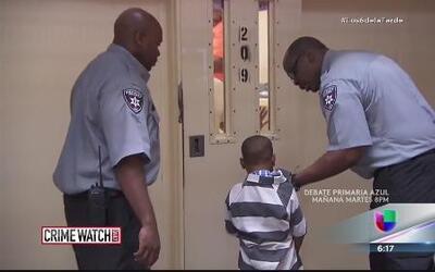 ¿Meterías a tu hijo preso como medida de disciplina?