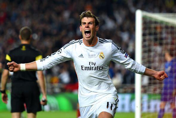 Bale se soltó la presión con el gol que le daba la vuelta...