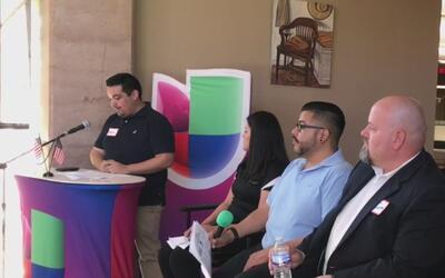 Foro comunitario de ciudadanía en Phoenix