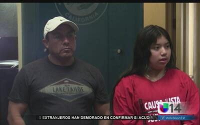 Líderes comunitarios piden cese de deportaciones en Alameda